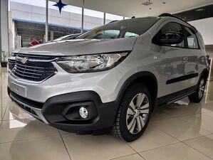 Chevrolet Spin 1.8 Activ7 Prata 2021