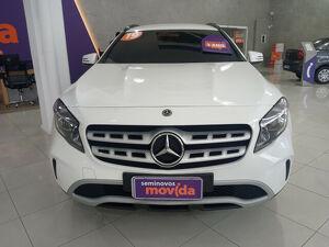 Mercedes-benz GLA 200 1.6 CGI Style Branco 2019