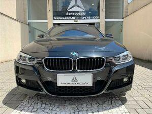 BMW 328i 2.0 M Sport Preto 2017