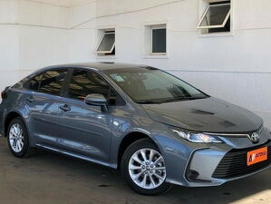 Toyota Corolla 2.0 GLI Cinza 2020