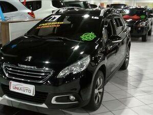 Peugeot 2008 1.6 Griffe Preto 2017