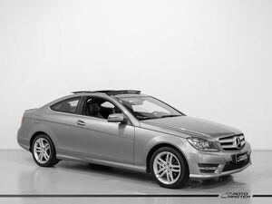 Mercedes-benz C 180 1.8 Classic Plus Prata 2013