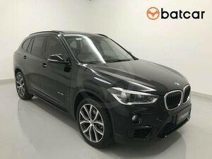 BMW X1 2.0 25I Sport Xdrive Turbo Preto 2017