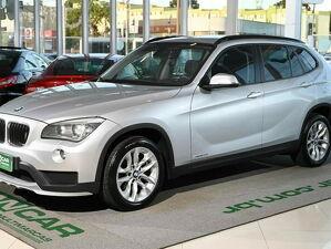 BMW X1 2.0 S20I Activeflex Prata 2015