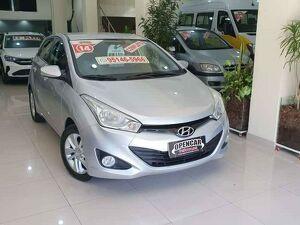 Hyundai HB20 1.6 Premium Prata 2014