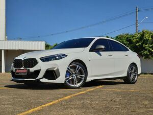 BMW M235i 2.0 Twinturbo Xdrive Gran Coupe Branco 2021