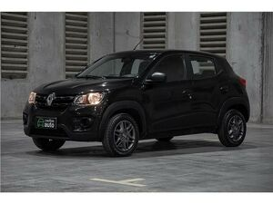 Renault Kwid 1.0 ZEN Preto 2018