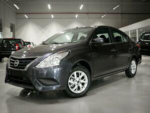 NISSAN VERSA 1.6 16V V-DRIVE PLUS Cinza 2021