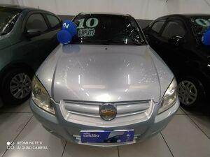 Chevrolet Celta 1.0 Spirit 8V Prata 2010