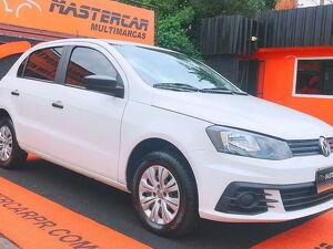 Volkswagen Gol 1.0 Trend Branco 2017
