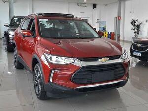 Chevrolet Tracker 1.2 Premier Turbo Vermelho 2022