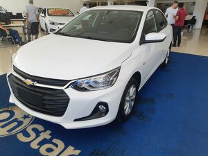 Chevrolet Onix 1.0 LT Turbo Branco 2021