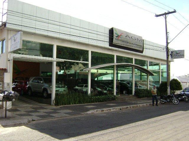 Fachada AGM Automóveis