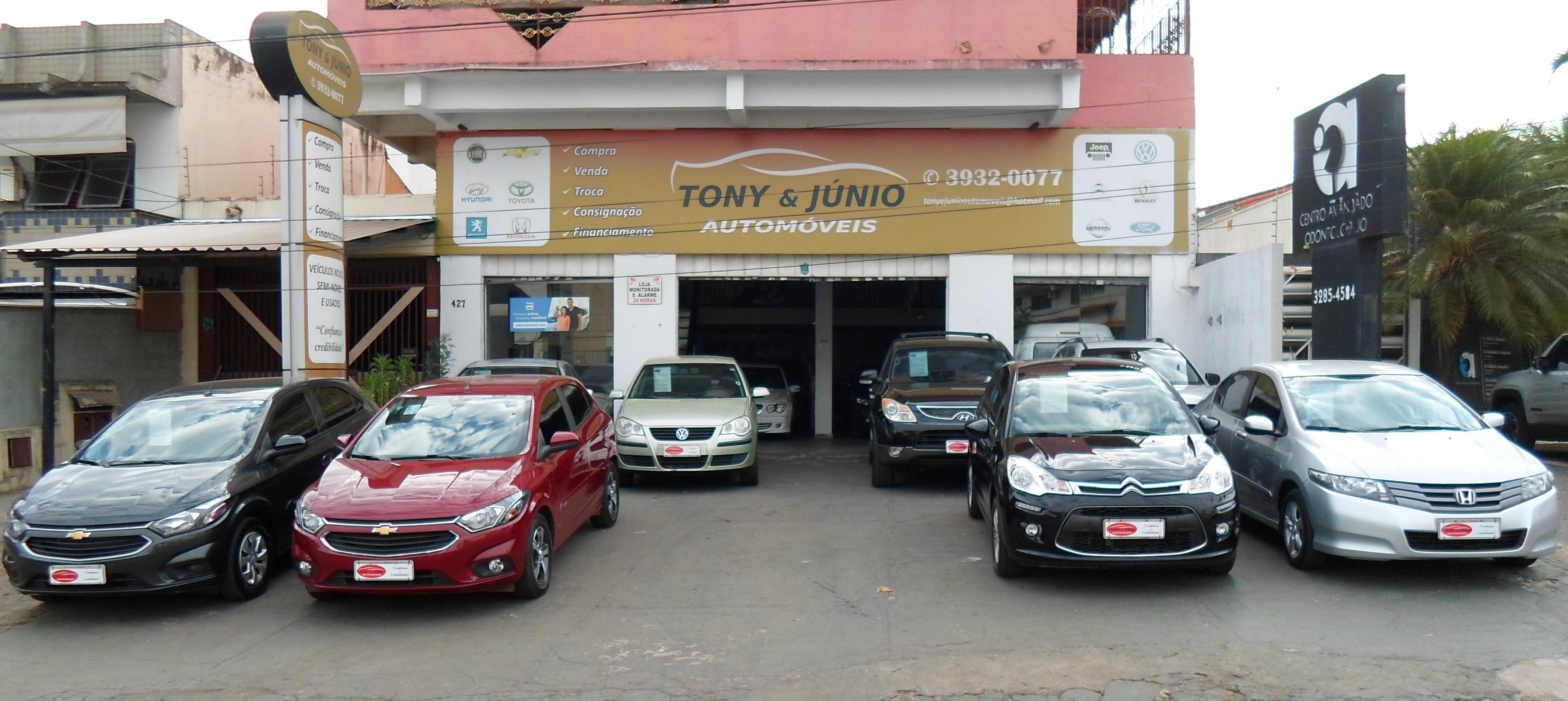 Tony & Junio Automóveis