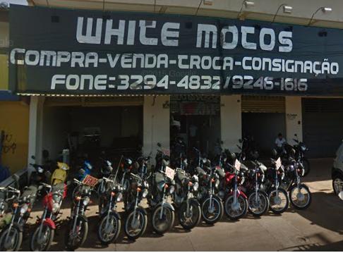 White Motos
