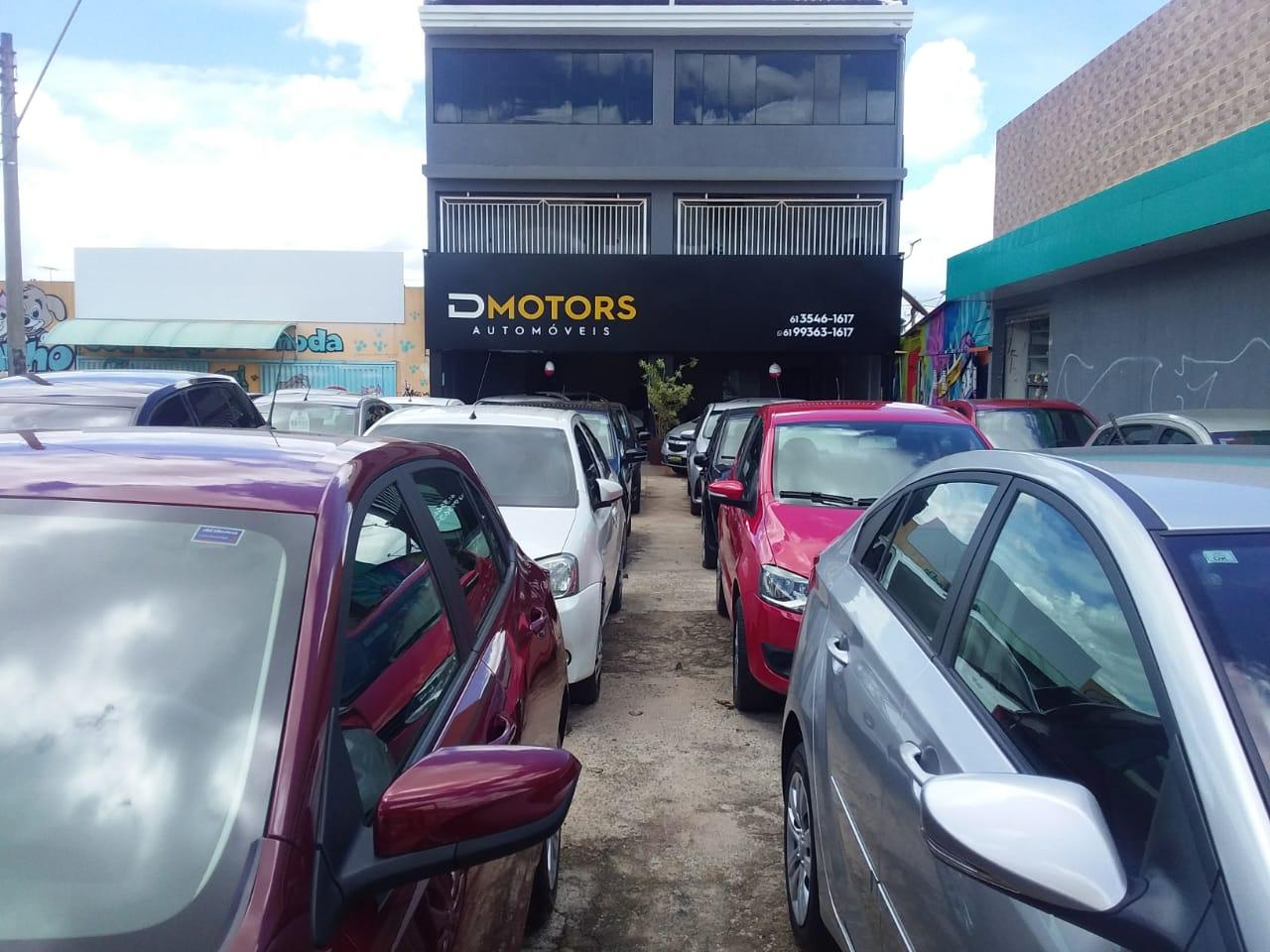 Fachada D Motors Automóveis