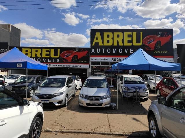 Fachada Abreu Automóveis
