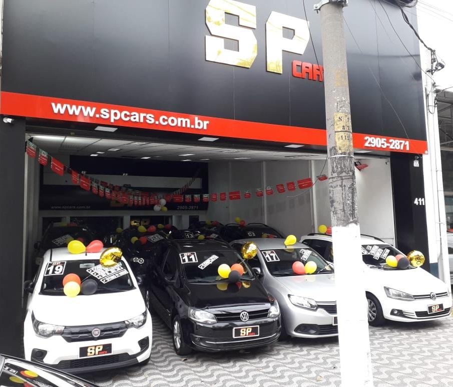 Fachada SP Car's