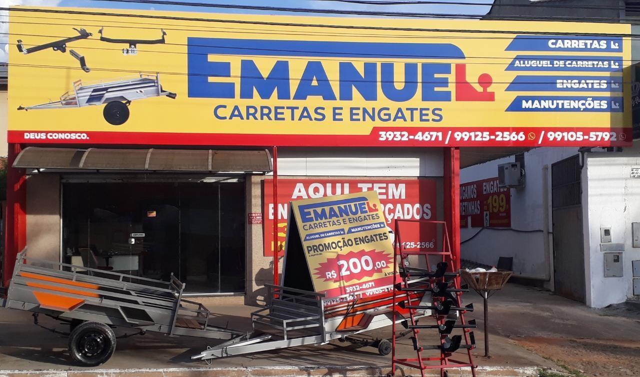 Emanuel Carretas e Engates